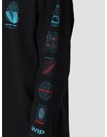 Carhartt Carhartt Longsleeve Future Romance T-Shirt Black I026413