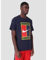 Nike Nike M Nkct T-Shirt Heritage Logo Obsidian Bv5775-451