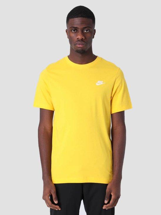 Nike Sportswear T-Shirt Amarillo White Ar4997-728