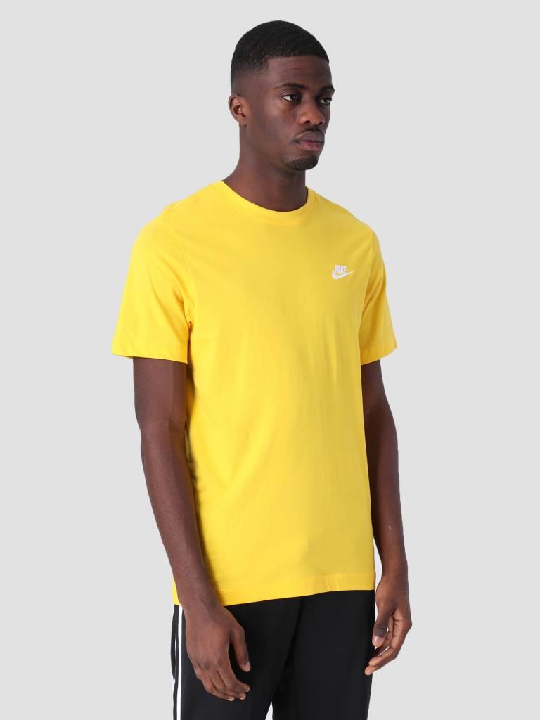 Nike Nike Sportswear T-Shirt Amarillo White Ar4997-728