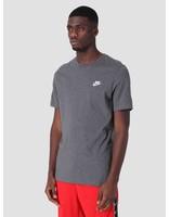 Nike Nike Sportswear T-Shirt Charcoal Heathr White Ar4997-071