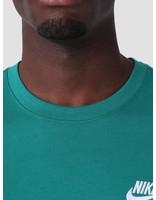 Nike Nike Sportswear T-Shirt Mystic Green White Ar4997-340