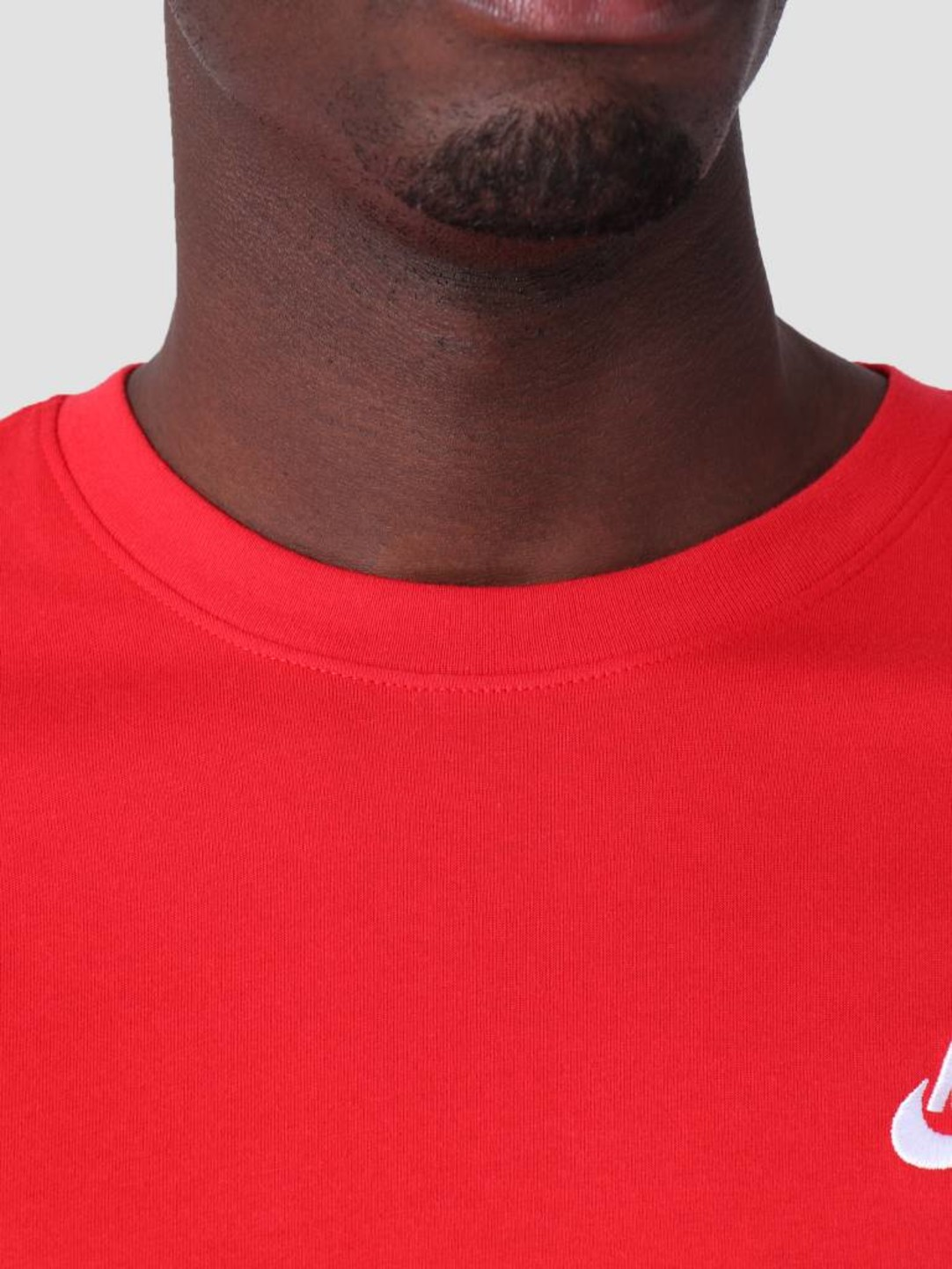 Nike Nike Sportswear T-Shirt University Red White Ar4997-657