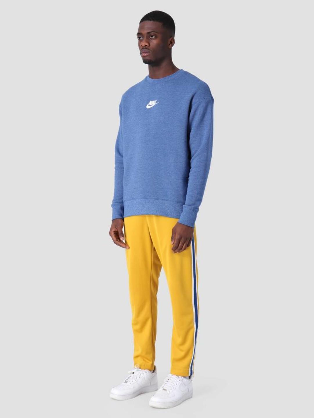 Nike Nike Sportswear Heritage Sweat Indigo Force Htr Sail 928427-438