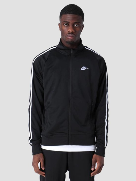 Nike Sportswear N98 Sweat Black White Ar2244-011