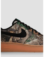 Nike Nike Air Force 1 '07 Lv8 3 Black Black-Aloe Verde-Gum Med Brown Ao2441-001