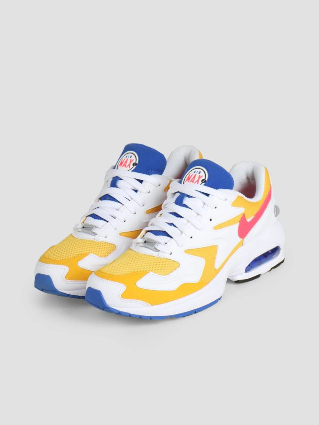 Nike Nike Air Max2 Light University Gold Flash Crimson-Racer Blue Ao1741-700