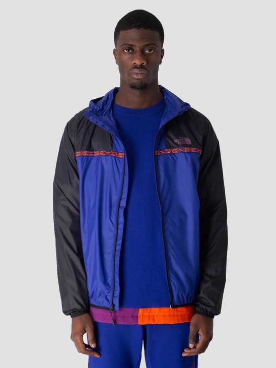 The North Face Nvlty Cyclone 2 Aztec Blu Black T93T2R6SK