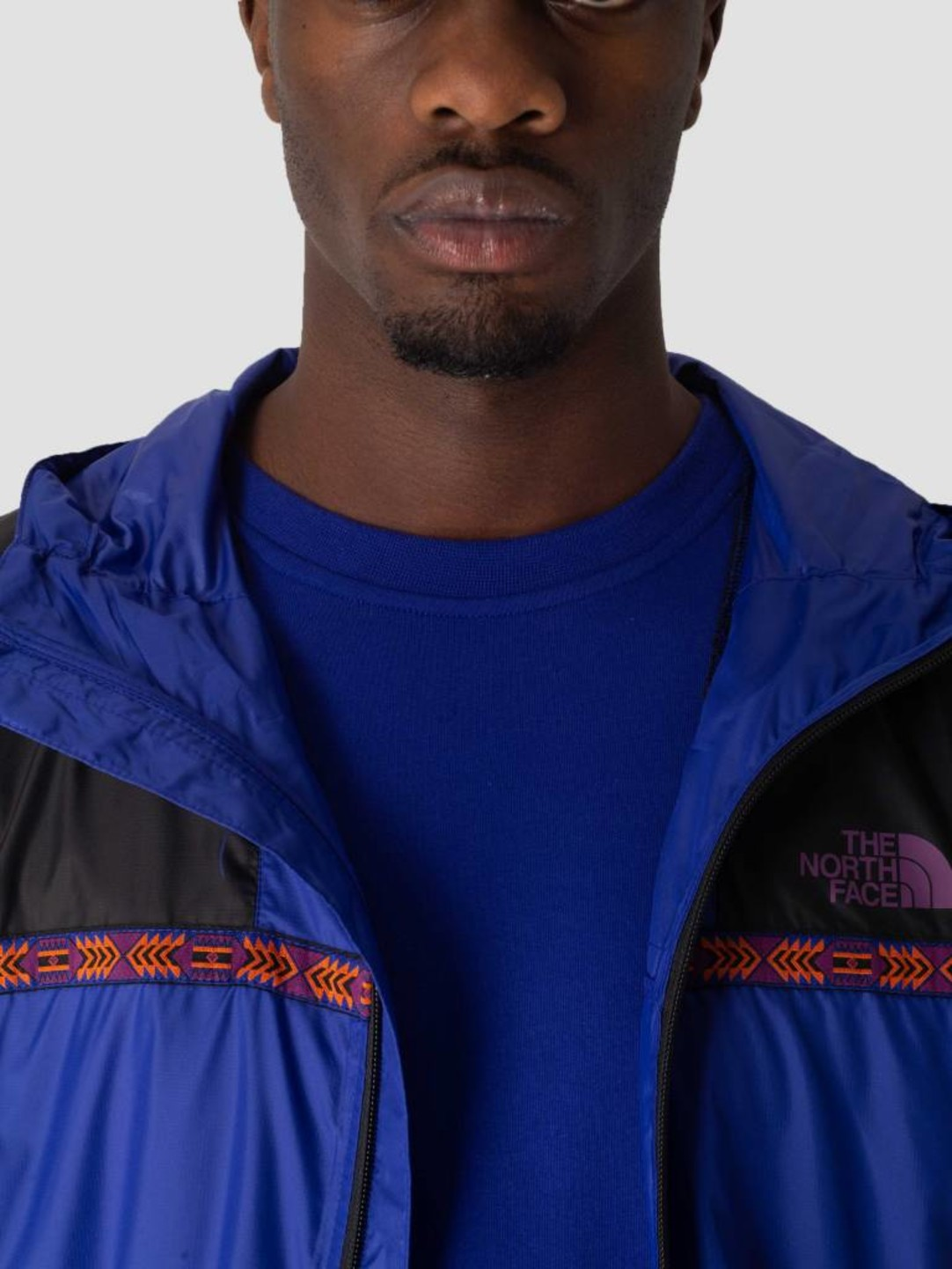 The North Face The North Face Nvlty Cyclone 2 Aztec Blu Black T93T2R6SK
