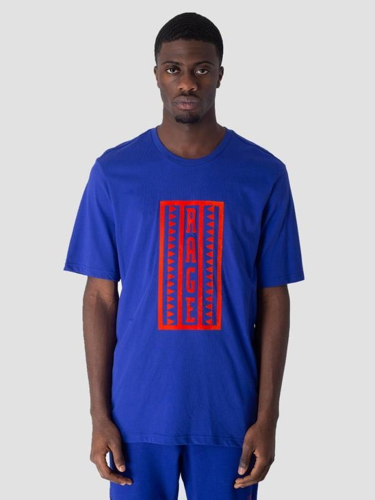 The North Face 92Retr Raged T-Shirt Lapis Blue T93RXL40S