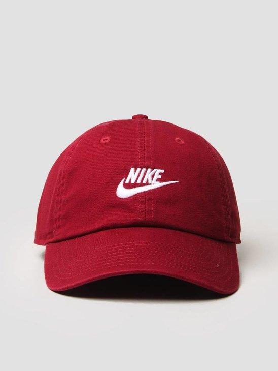 Nike Unisex NSW H86 Cap Team Red Team Red White 913011-677