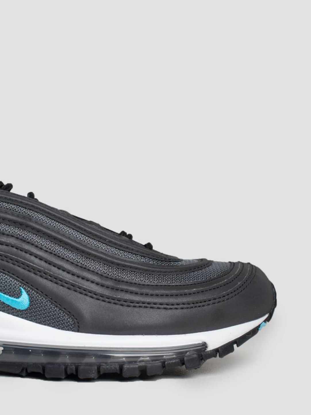 29d92a9784343 Nike Air Max 97 Black Blue Fury Dark Grey Bv1985-001 | FRESHCOTTON