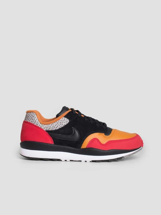 Nike Air Safari Se University Red Black Monarch Cobblestone Bq8418-600