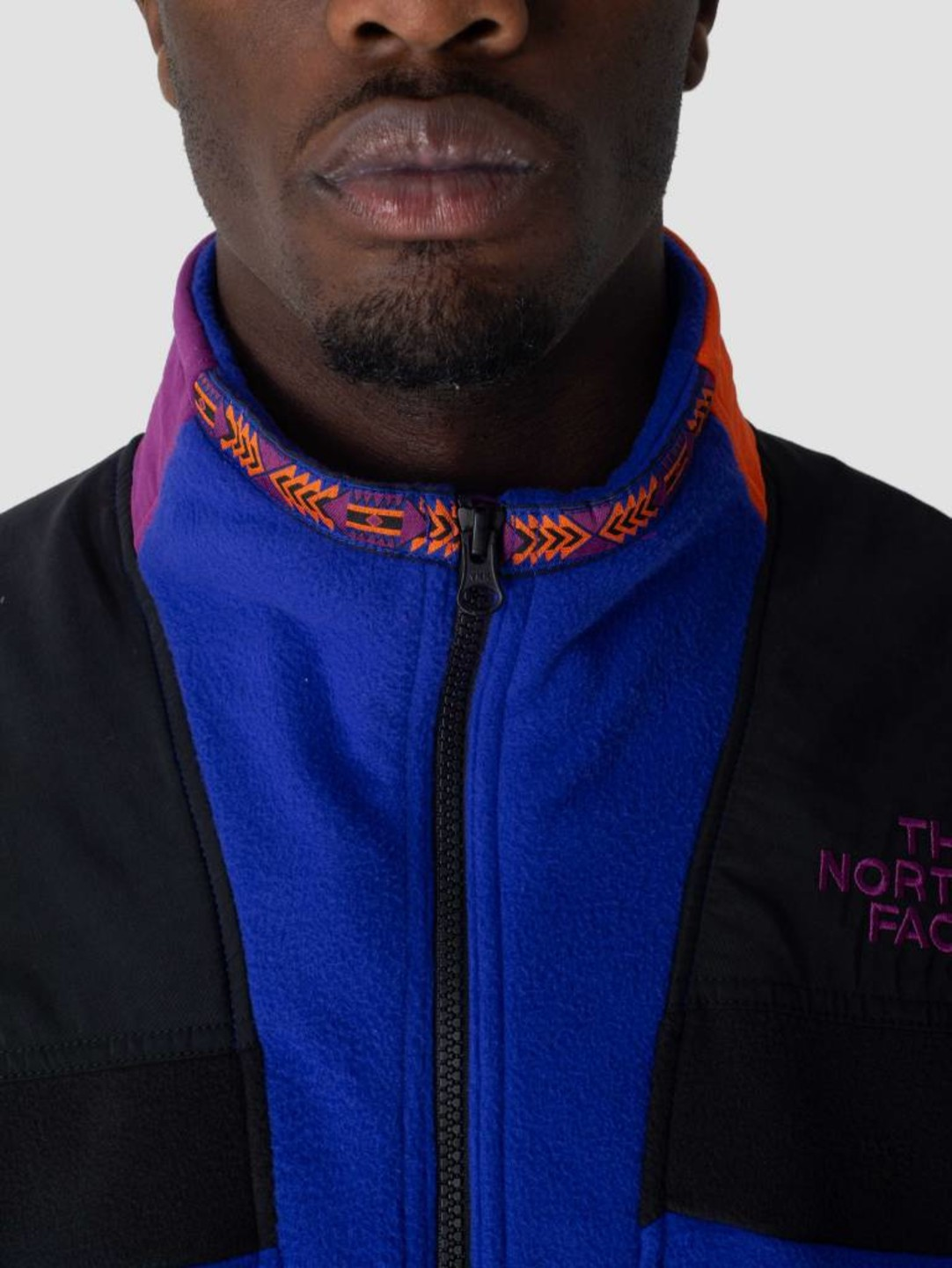 The North Face The North Face 92 Rage Flec Anrk Aztec Blue Rag T93MID9QX
