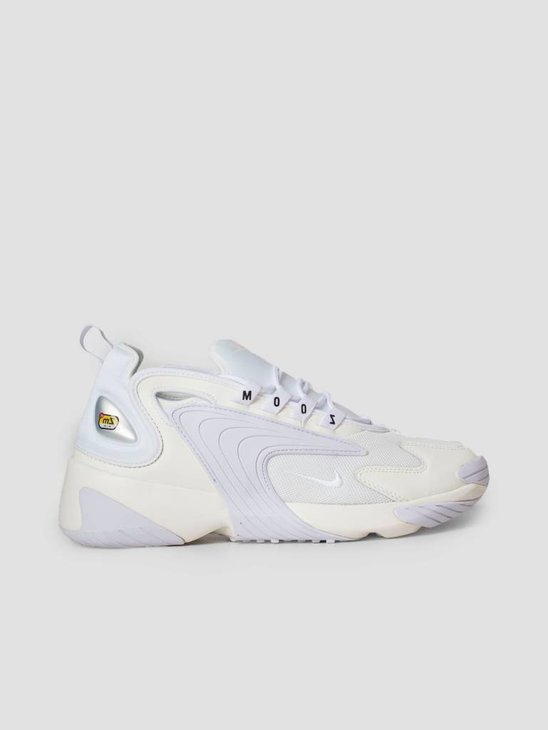 Nike Zoom 2K Sail White-Black Ao0269-100
