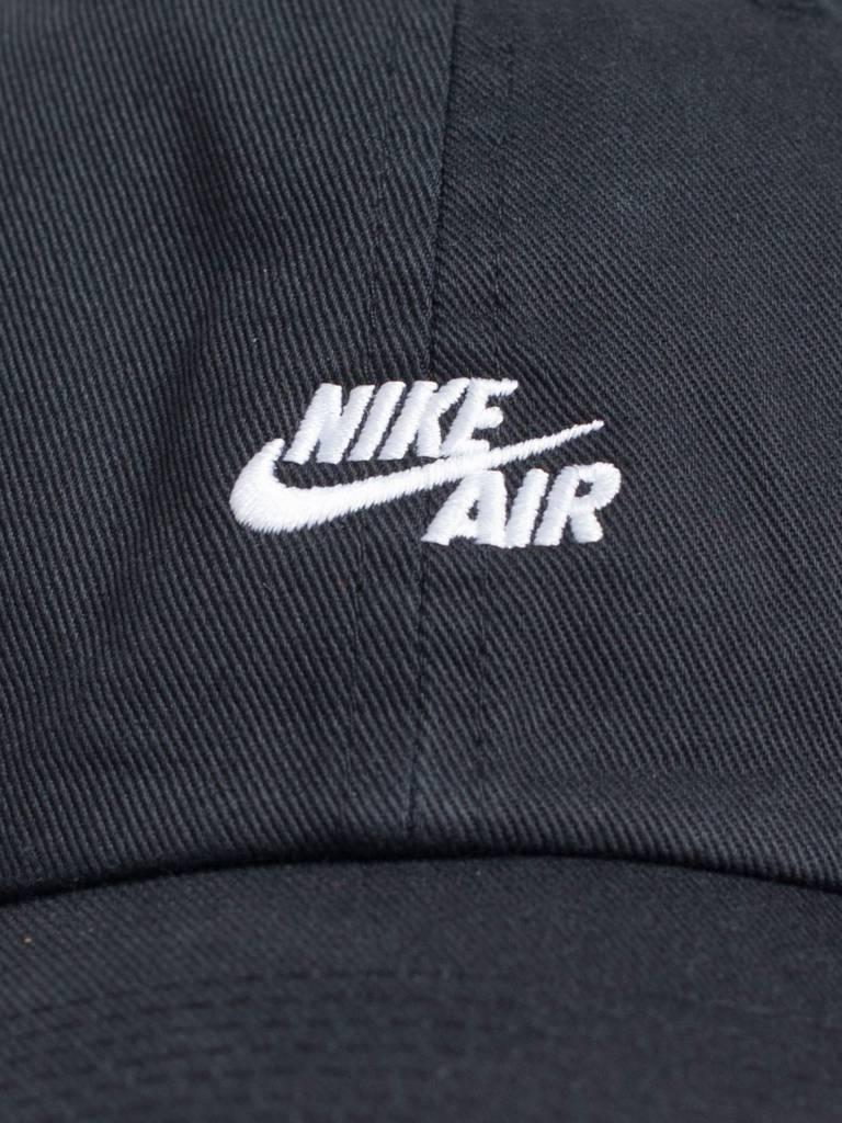Nike Nike Cap Air Heritage 86 Black Black White 891289-010