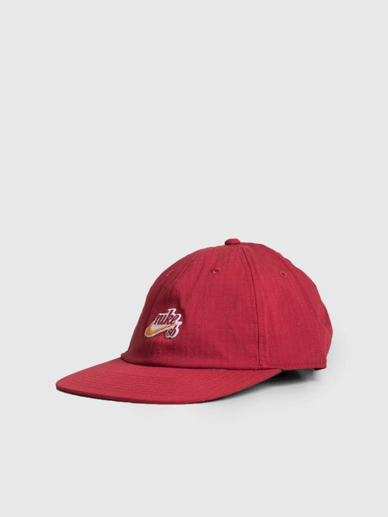 Nike SB Heritage86 Team Crimson Av7884-613
