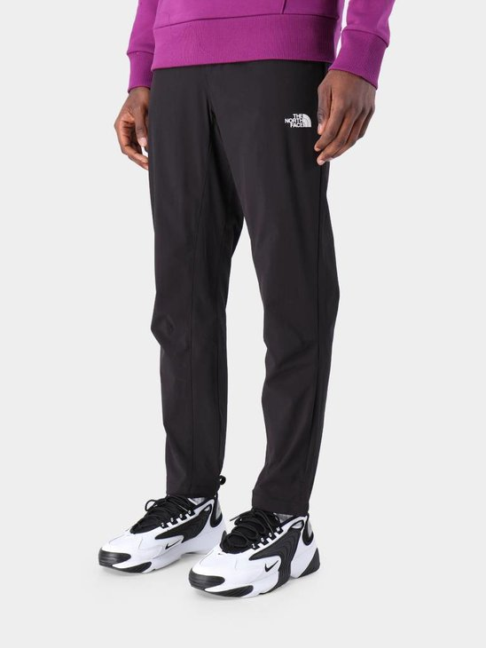 The North Face Tech Woven Pant TNFblack TNFwht T93BNMKY4