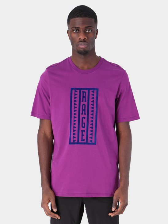 The North Face 92Retr Raged T-Shirt Phlox Purple T93RXL8NX