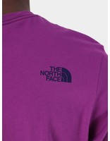 The North Face The North Face 92Retr Raged T-Shirt Phlox Purple T93RXL8NX