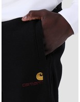 Carhartt WIP Carhartt WIP American Script Jogging Pant Black I027042