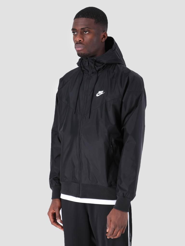 Nike Nike Sportswear Windrunner Black Black Black Sail Ar2191-010