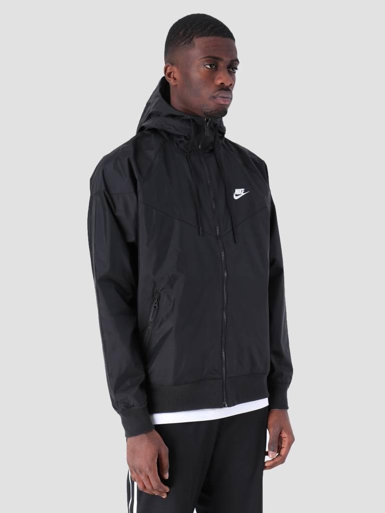 d13ef6476 Nike Nike Sportswear Windrunner Black Black Black Sail Ar2191-010