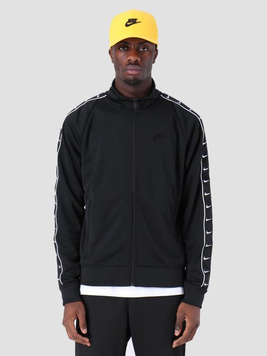 Nike Sportswear Sweat Black Black White Black Ar3139-010