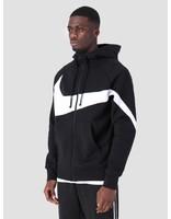Nike Nike Sportswear Hoodie Black White Black Black Bq6458-010