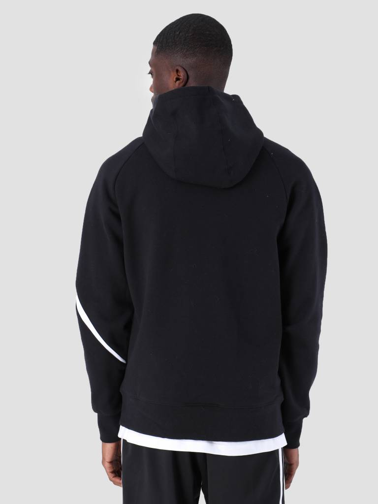 d386fc219 Nike Nike Sportswear Hoodie Black White Black Black Bq6458-010