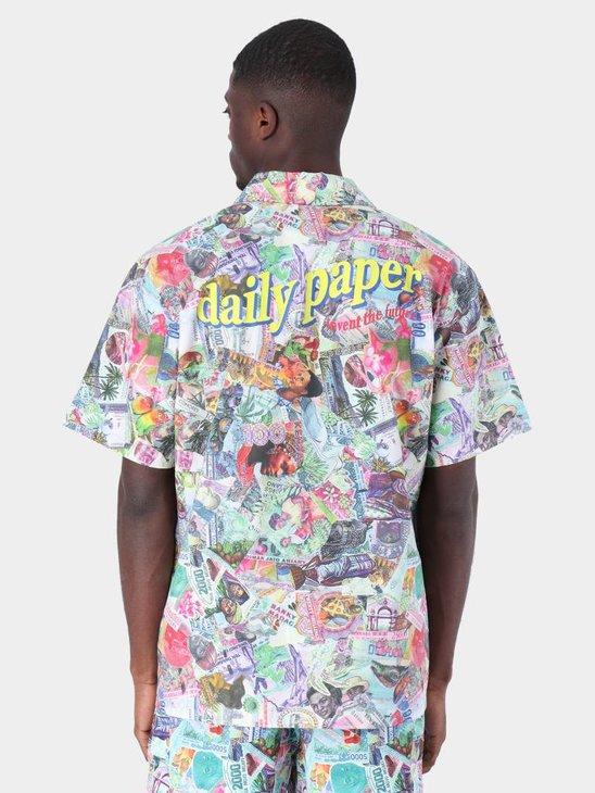 Daily Paper Fajo Shirt Aop 19S1SH02-01