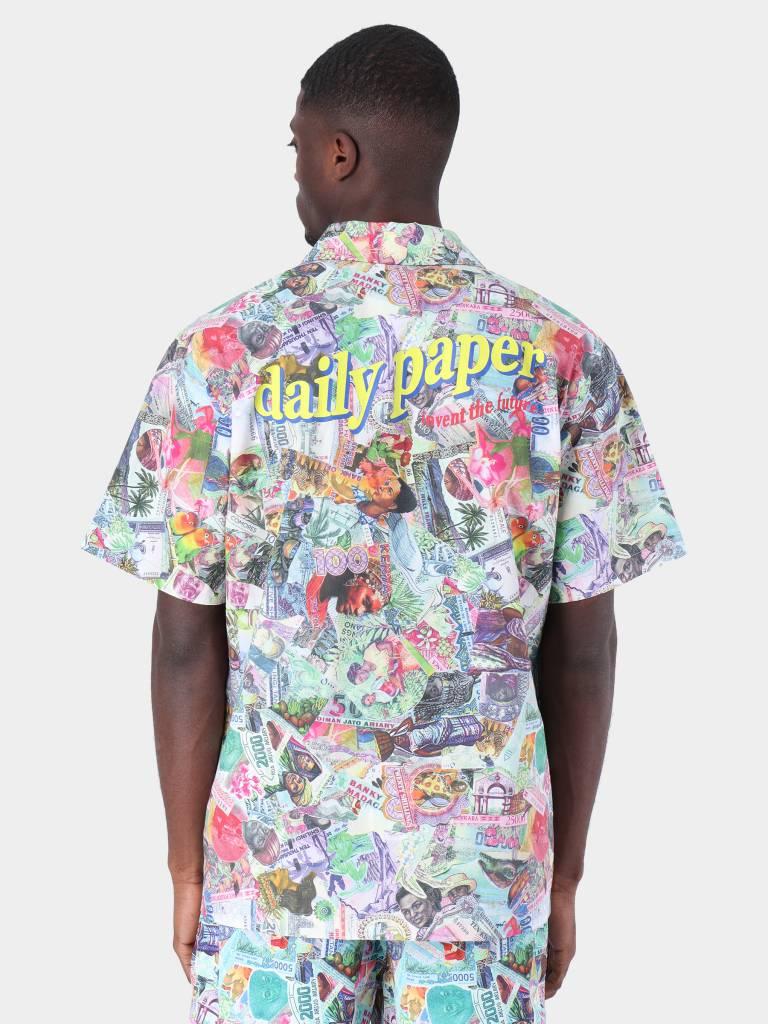Daily Paper Daily Paper Fajo Shirt Aop 19S1SH02-01
