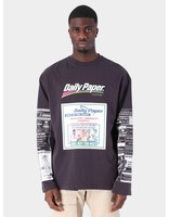 Daily Paper Daily Paper Fang Longsleeve Black 19S1LS03-01