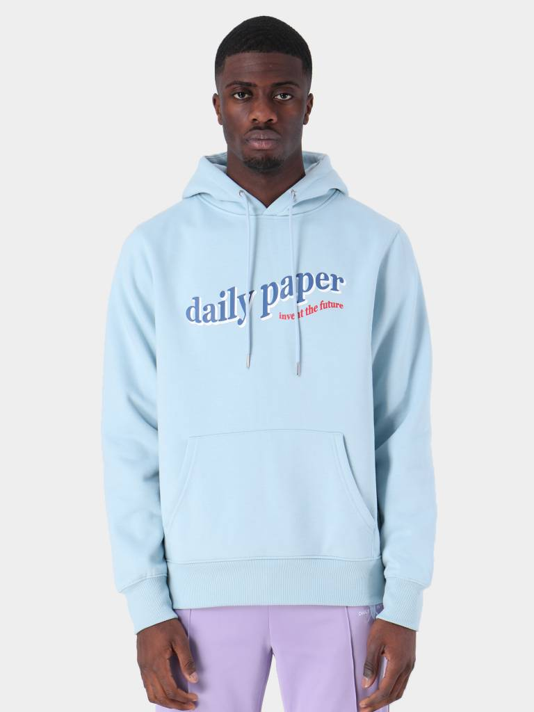 Daily Paper Daily Paper Ferron Hoodie Light Blue 19S1HD07-02