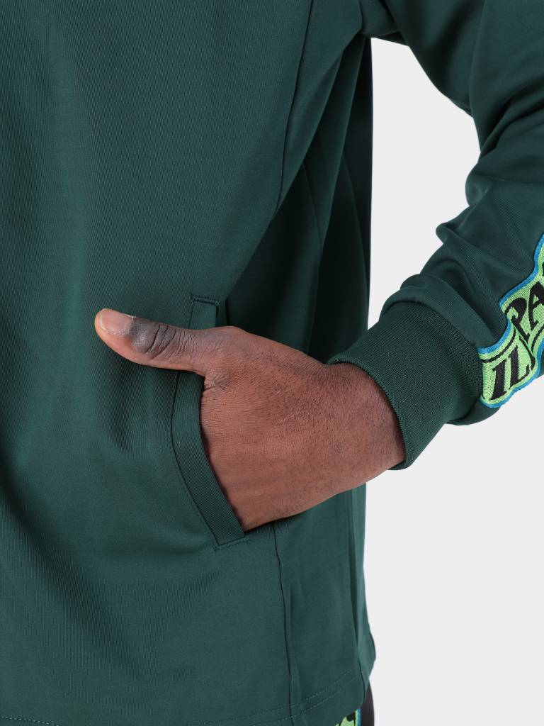 Daily Paper Daily Paper Tapevest Dark Green 19S1TO11-05