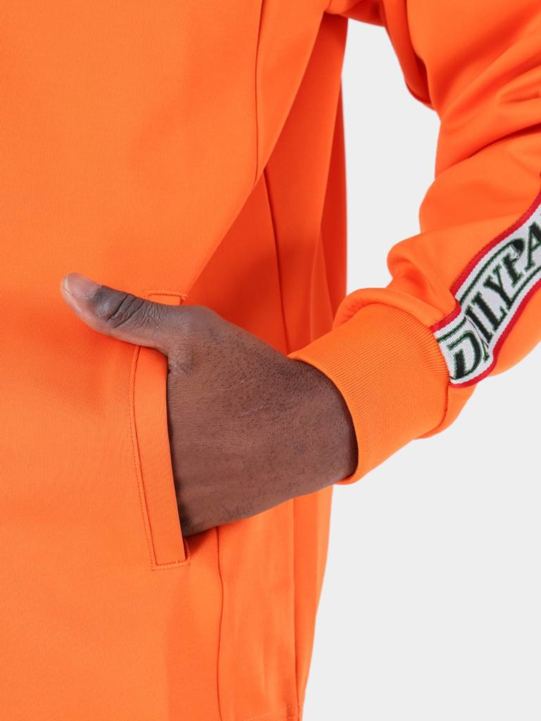 Daily Paper Daily Paper Tapevest Orange 19S1TO11-03