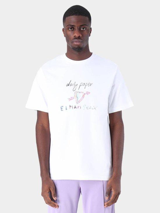 Daily Paper Fadwa 1 T-Shirt White 19S1TS15-01