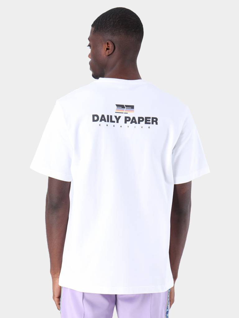 Daily Paper Daily Paper Fadwa 1 T-Shirt White 19S1TS15-01