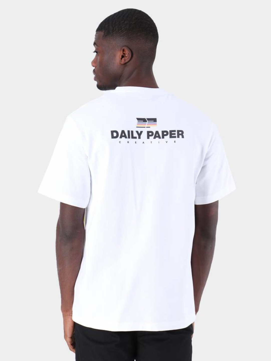 Daily Paper Daily Paper Fadwa 9 T-Shirt White 19S1TS15-09