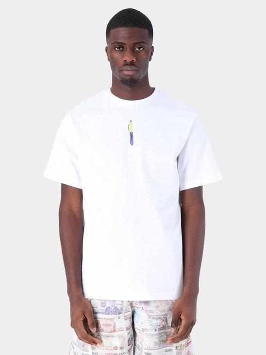 Daily Paper Fadwa 10 T-Shirt White 19S1TS15-10
