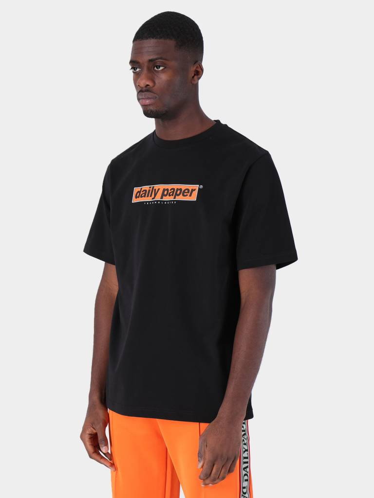 Daily Paper Daily Paper Farouk T-Shirt Black 19S1TS16-01