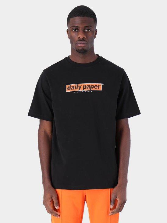 Daily Paper Farouk T-Shirt Black 19S1TS16-01