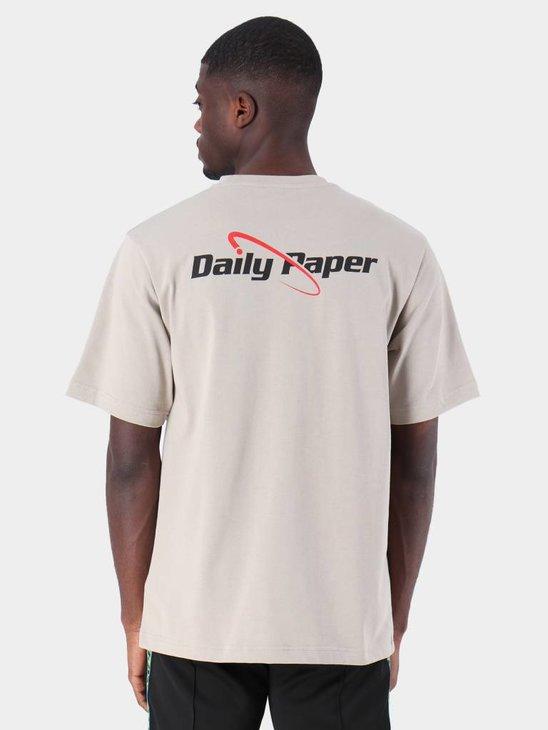 Daily Paper Fayan T-Shirt Grey 19S1TS12-01