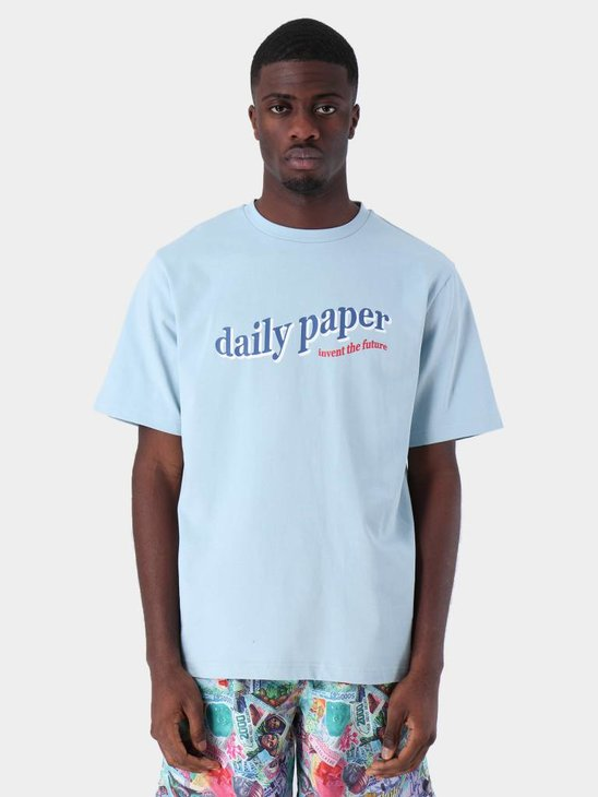 Daily Paper Fellen T-Shirt Light Blue 19S1TS13-02