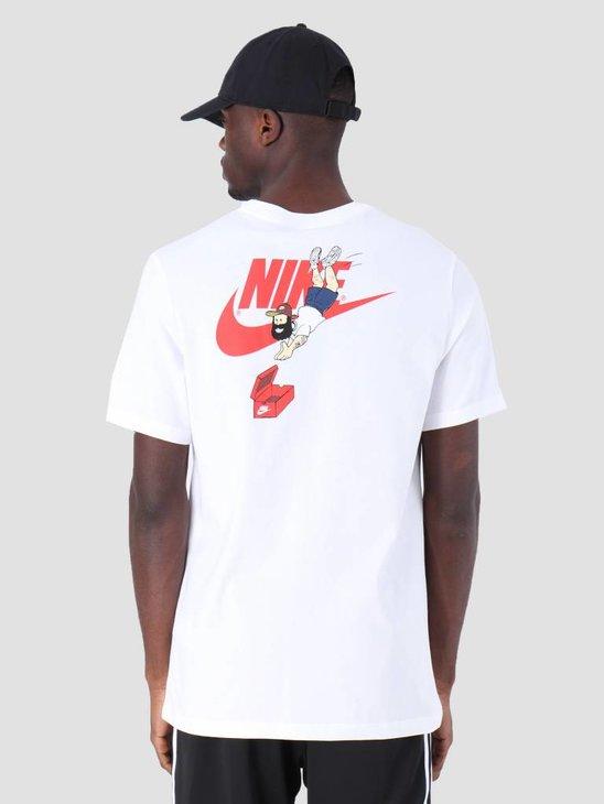 Nike Sportswear T-Shirt White Ar5079-100