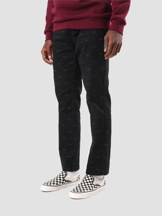 HUF Domestic Easy Pant Black PT00066