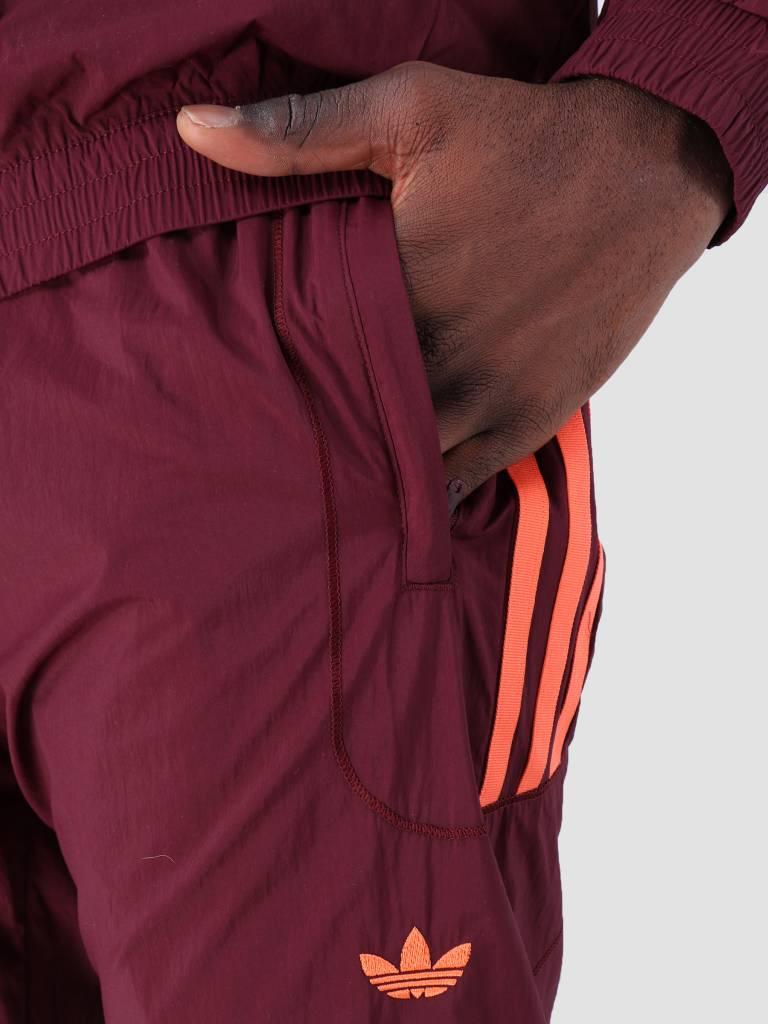 adidas adidas Flamestrk Wv Trackpant Maroon DU8129