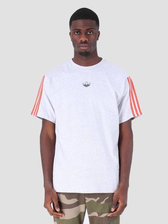 adidas Floating T-Shirt Lgreyh Rawamb DV3261