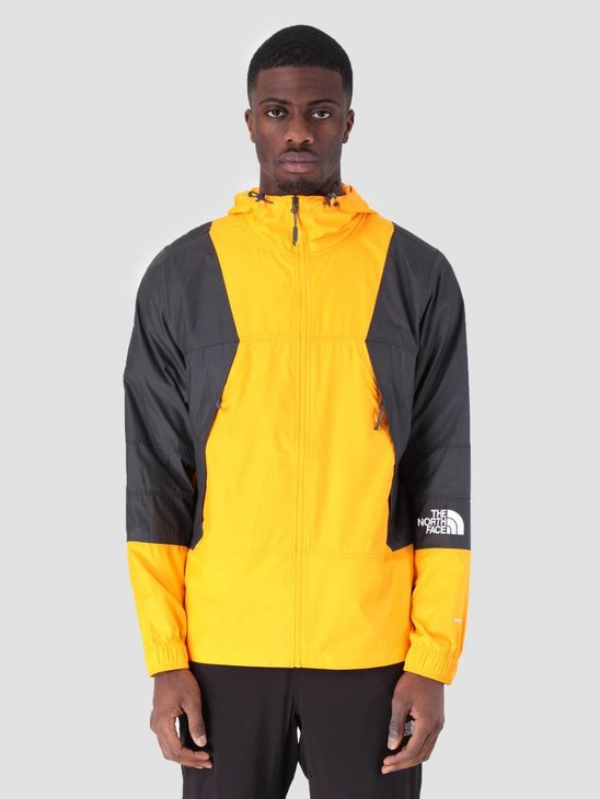 The North Face Mnt Lht Windsh Jacket Zinnia Orange T93RYSH6G