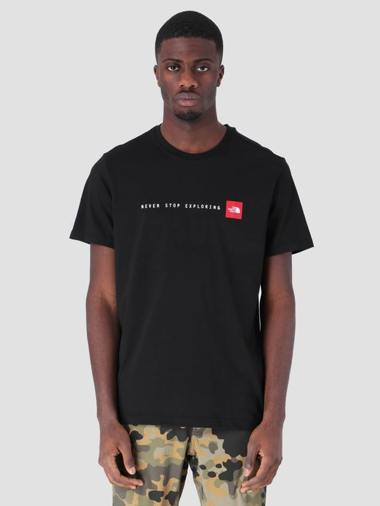 The North Face Nse T-Shirt TNF Black T92TX4JK3